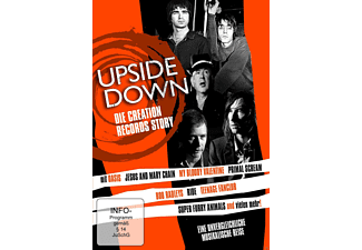 Various - Upside Down - The Creation Records Story - (DVD)