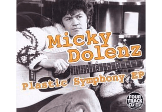 Mickey Dolenz - Plastic Symphony Ep - (Maxi Single CD)