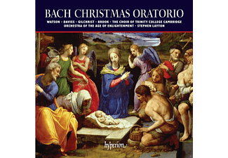 Stephen Layton, Orchestra Of The Age Of Enlightenment - Weihnachtsoratorium BWV 248 - (CD)