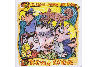 Kevin Coyne - Room Full Of Fools - (CD)
