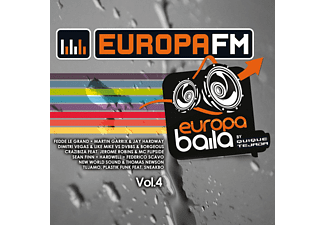 VARIOUS - Europa Baila Vol. 4 - (CD)