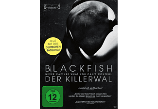 Blackfish - Der Killerwal - (DVD)