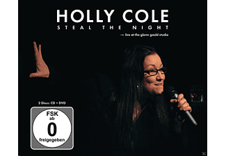 Holly Cole - Steal The Night - (CD + DVD Video)
