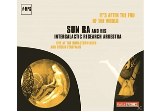 Sun Ra - It's After The End Of The World - (CD)