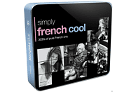 VARIOUS - Simply French Cool [CD]