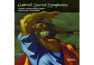 Ex-Cathedra, His Majestys Sagbutts and Cornets, Concerto Palatino - Sacred Symphonies - (CD)