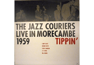 The Jazz Couriers - Tippin' - The Jazz Couriers Live In Morecambe 1959 - (Vinyl)