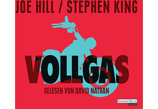 Vollgas - 2 CD - Krimi/Thriller