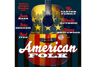 VARIOUS - American Folk - (CD)