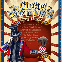 VARIOUS - The Circus Is Back In Town! Manege Classics [CD]