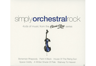 London Symphony Orchestra - Simply Orchestral Rock - (CD)