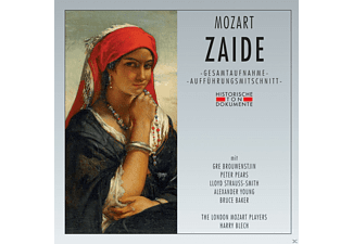 Gre Brouwenstjin, Lloyd Strauss-Smith, Bruce Baker, Pears Peter, Alexander Young, London Mozart Players - Zaide - (CD)