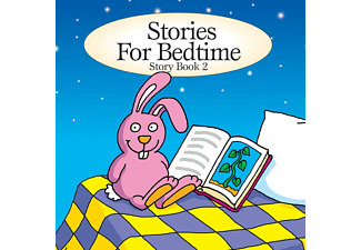The Jamborees - Stories For Bedtime: Story Book 2 - (CD)