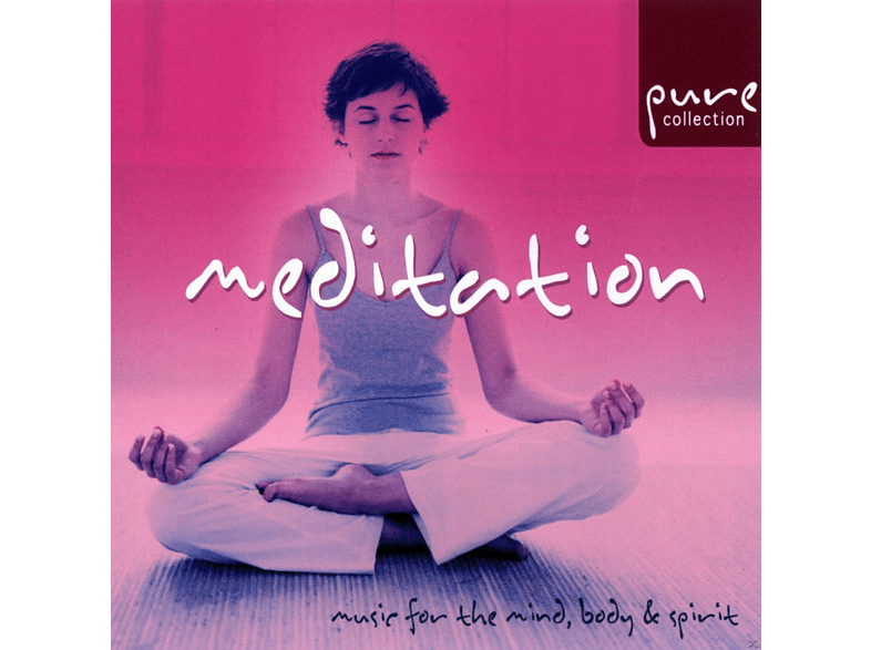 The Sign Posters - Meditation: Music For The Mind, Body & Spirit [CD]