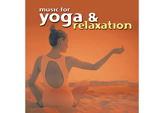 VARIOUS - Music For Yoga & Relaxation - (CD)