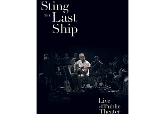Sting - The Last Ship (DVD)