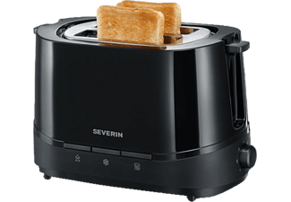 SEVERIN AT 2291, Toaster, 800 Watt