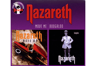 Nazareth - Move Me. Boogaloo (Rem+Bonustracks) - (CD)