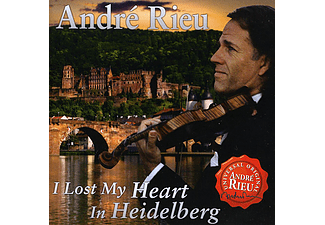 André Rieu - I Lost My Heart In Heidelberg (CD)
