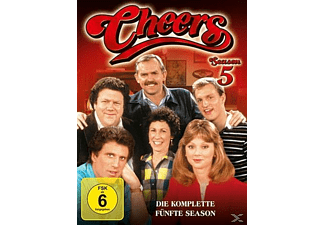CHEERS 5.SEASON (MB) - (DVD)