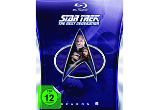 Star Trek: The Next Generation – Staffel 6 - (Blu-ray)