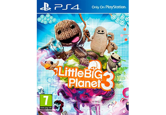Little Big Planet 3 | PlayStation 4