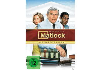 MATLOCK 1.SEASON (MB) - (DVD)