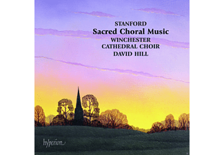 Winchester Cathedral Choir - Sacred Choral Music - (CD)