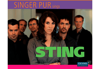 Singer Pur - Singer Pur Sings Sting - (CD)