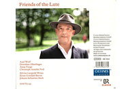 Axel Wolf, Anna Torge, Dorothee Oberlinger, Christoph Anselm Noll - Friends Of The Lute [CD]