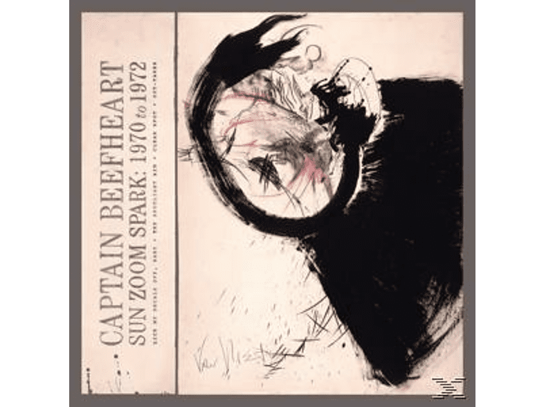 Captain Beefheart - Sun, Zoom, Spark:1970 To 1972 [Vinyl]