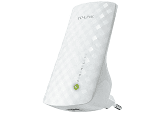 Repetidor WiFi - TP LINK AC750, 750 Mbps, Indicadores LEDs, Blanco