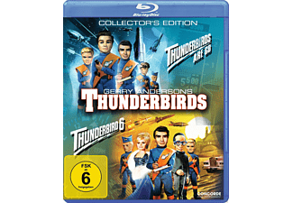 THUNDERBIRDS ARE GO/THUNDERBIRD 6-COLLECTORS EDIT. [Blu-ray]