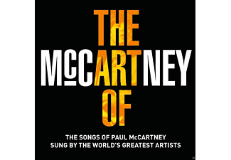 VARIOUS - The Art Of Mccartney (2cd) - (CD)