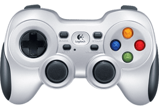 LOGITECH F710 Wireless Gamepad (Smart és Android TV vezérléshez is!) (940-000145)