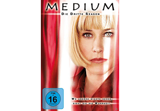 MEDIUM 3.SEASON (MB) - (DVD)