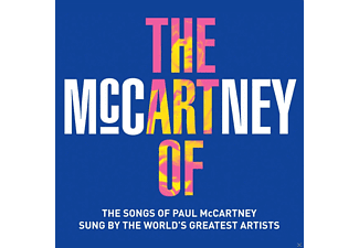 VARIOUS - The Art Of Mccartney (Ltd.2cd+Dvd Bookpack) - (CD + DVD)