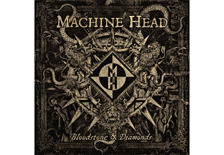 Machine Head - Bloodstone & Diamonds - (Vinyl)