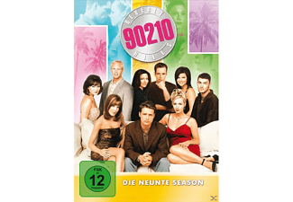 Beverly Hills 90210 - Staffel 9 - (DVD)