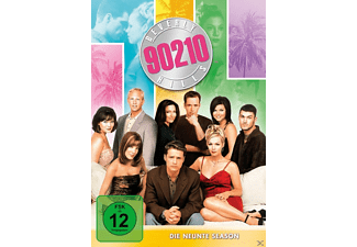 BEVERLY HILLS 90210 9.SEASON (MB) - (DVD)