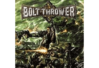 Bolt Thrower - Honour Valour Pride - (Vinyl)