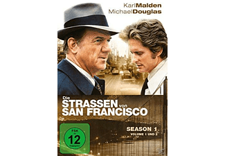 STRASSEN VON SAN FRANCISCO 1.SEASON (MB) - (DVD)