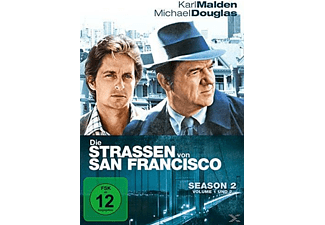 STRASSEN VON SAN FRANCISCO 2.SEASON (MB) - (DVD)