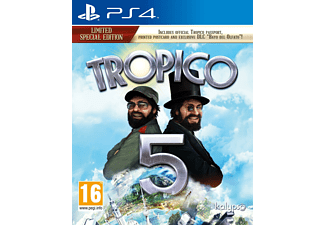 Tropico 5 (Day One Bonus Edition) | PlayStation 4