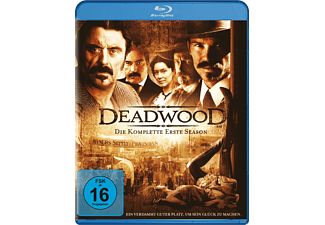 Deadwood - Staffel 1 [Blu-ray]