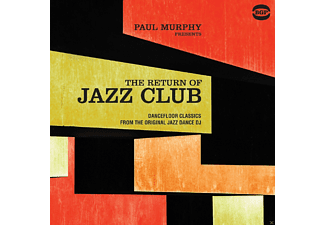VARIOUS - Paul Murphy Presents The Return Of Jazz Club (Dopp - (Vinyl)