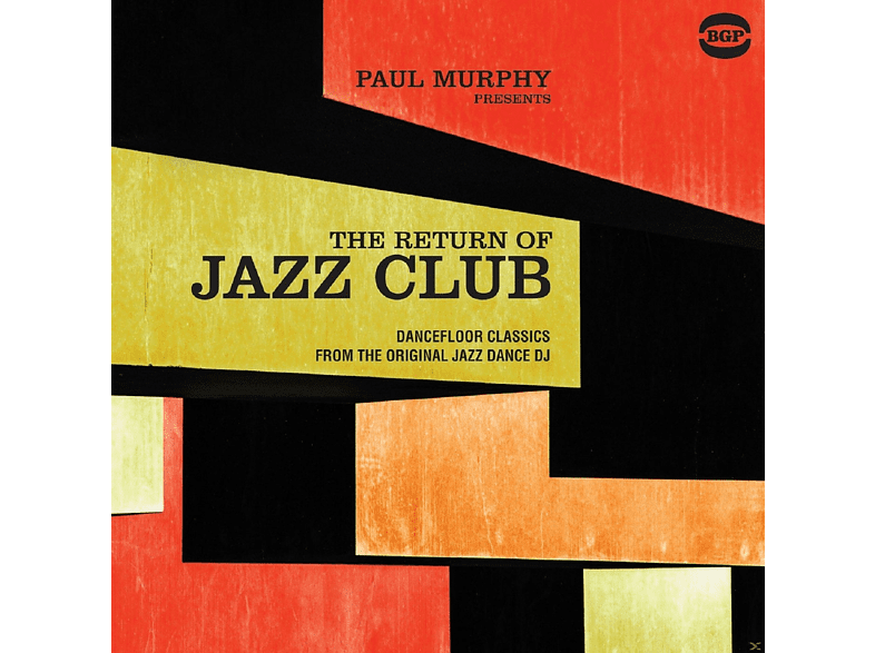 VARIOUS - Paul Murphy Presents The Return Of Jazz Club (Dopp [Vinyl]