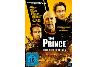 The Prince - Only God Forgives - (DVD)