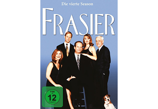 Frasier - Staffel 4 - (DVD)