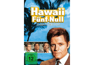 HAWAII 5-O (ORIGINAL) 2.SEASON (MB) - (DVD)